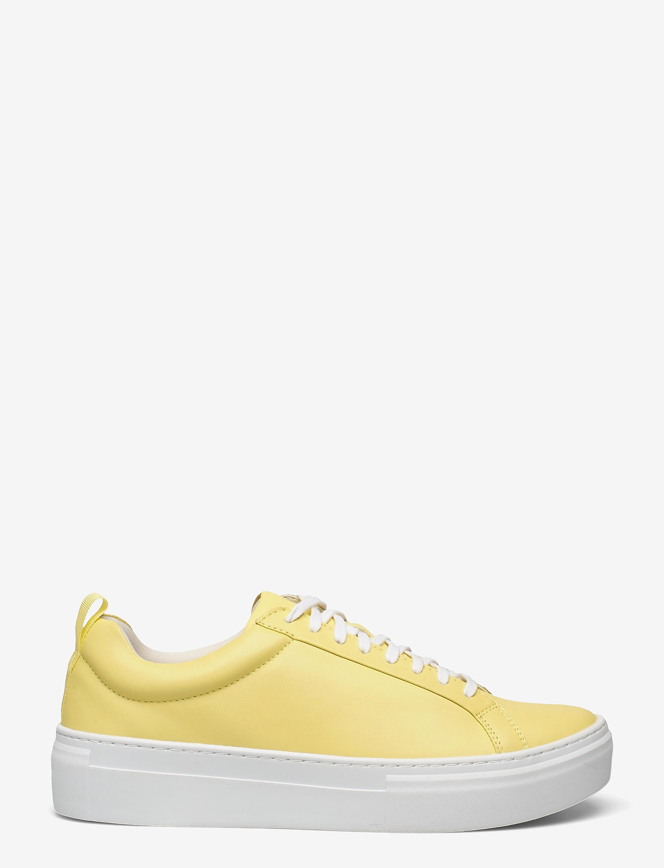 VAGABOND - ZOE PLATFORM - sneakersy niskie - citrus - 0