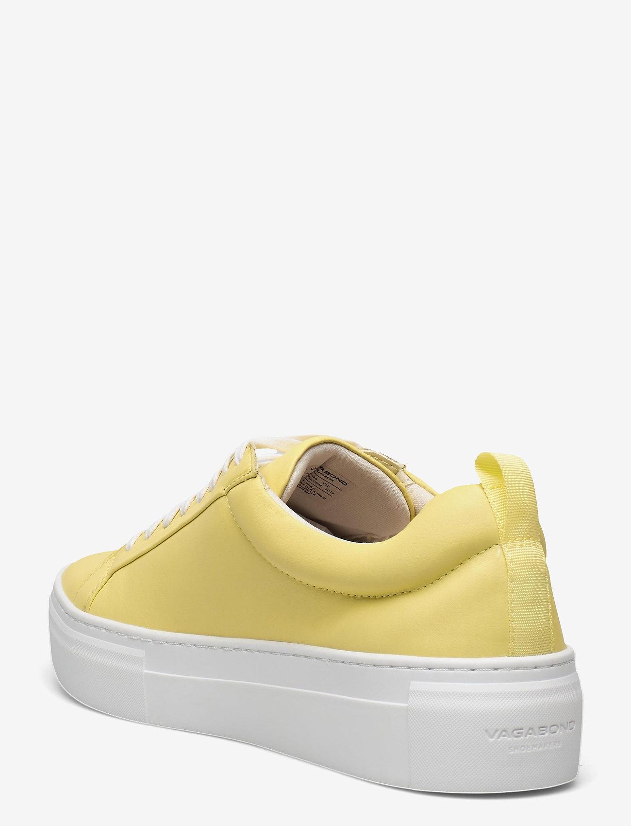 VAGABOND - ZOE PLATFORM - sneakersy niskie - citrus - 2