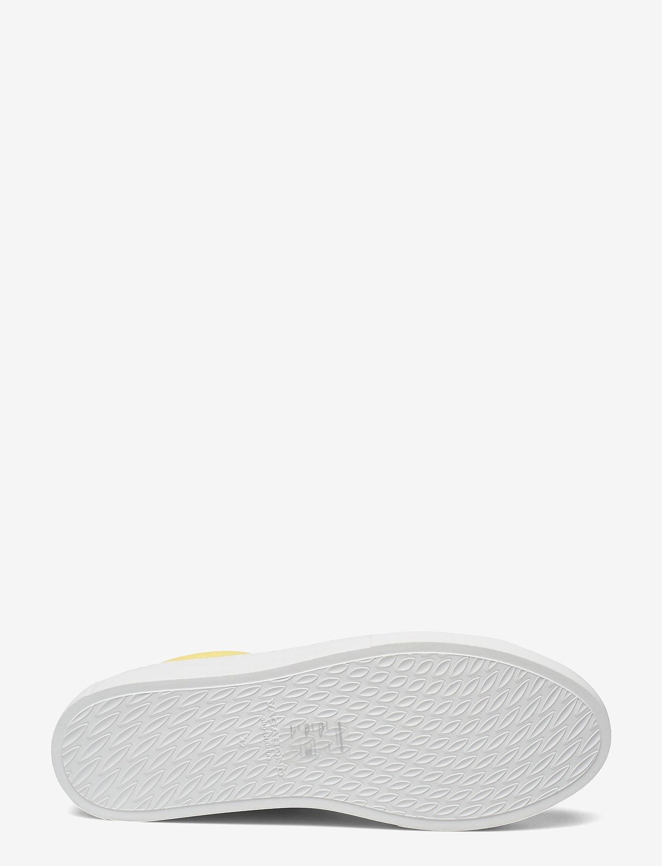 VAGABOND - ZOE PLATFORM - sneakersy niskie - citrus - 4