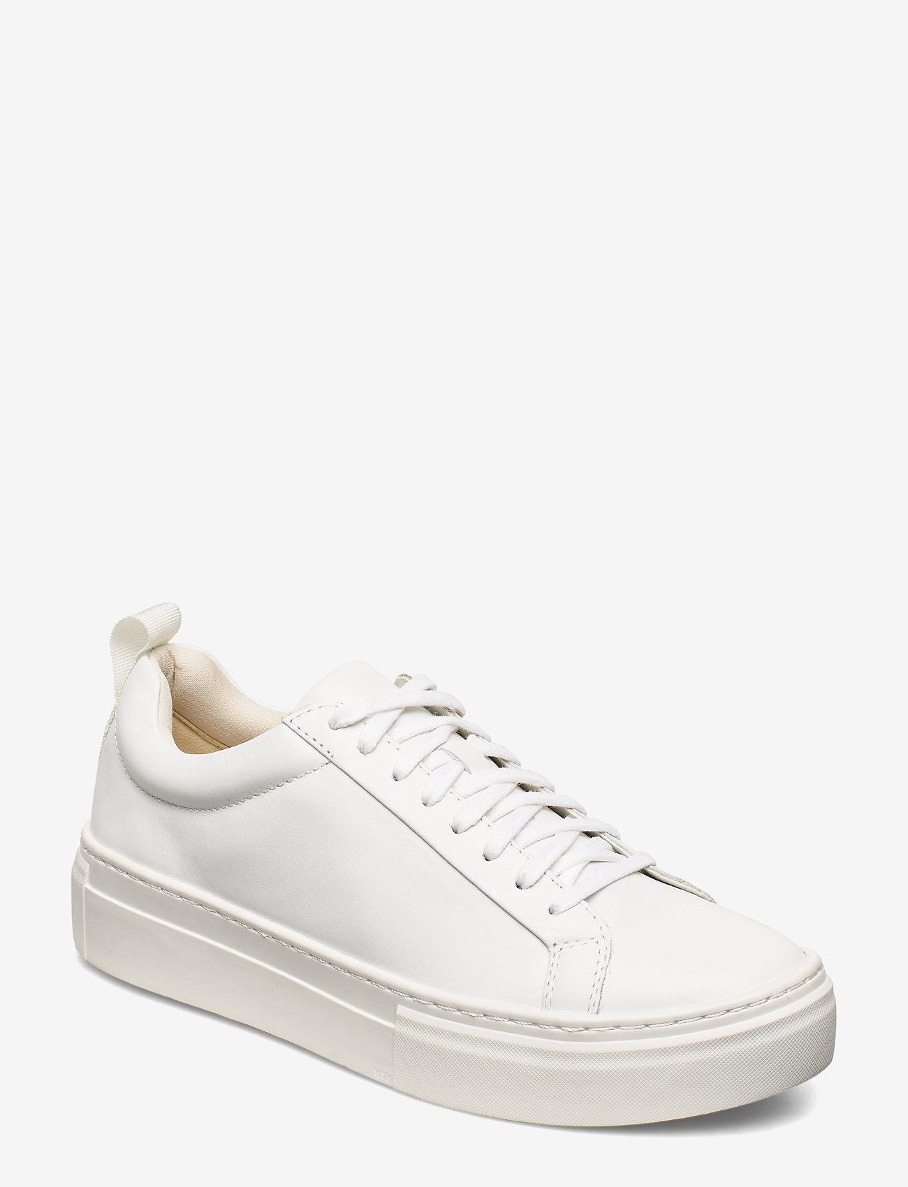 VAGABOND - ZOE PLATFORM - sneakersy niskie - white - 1