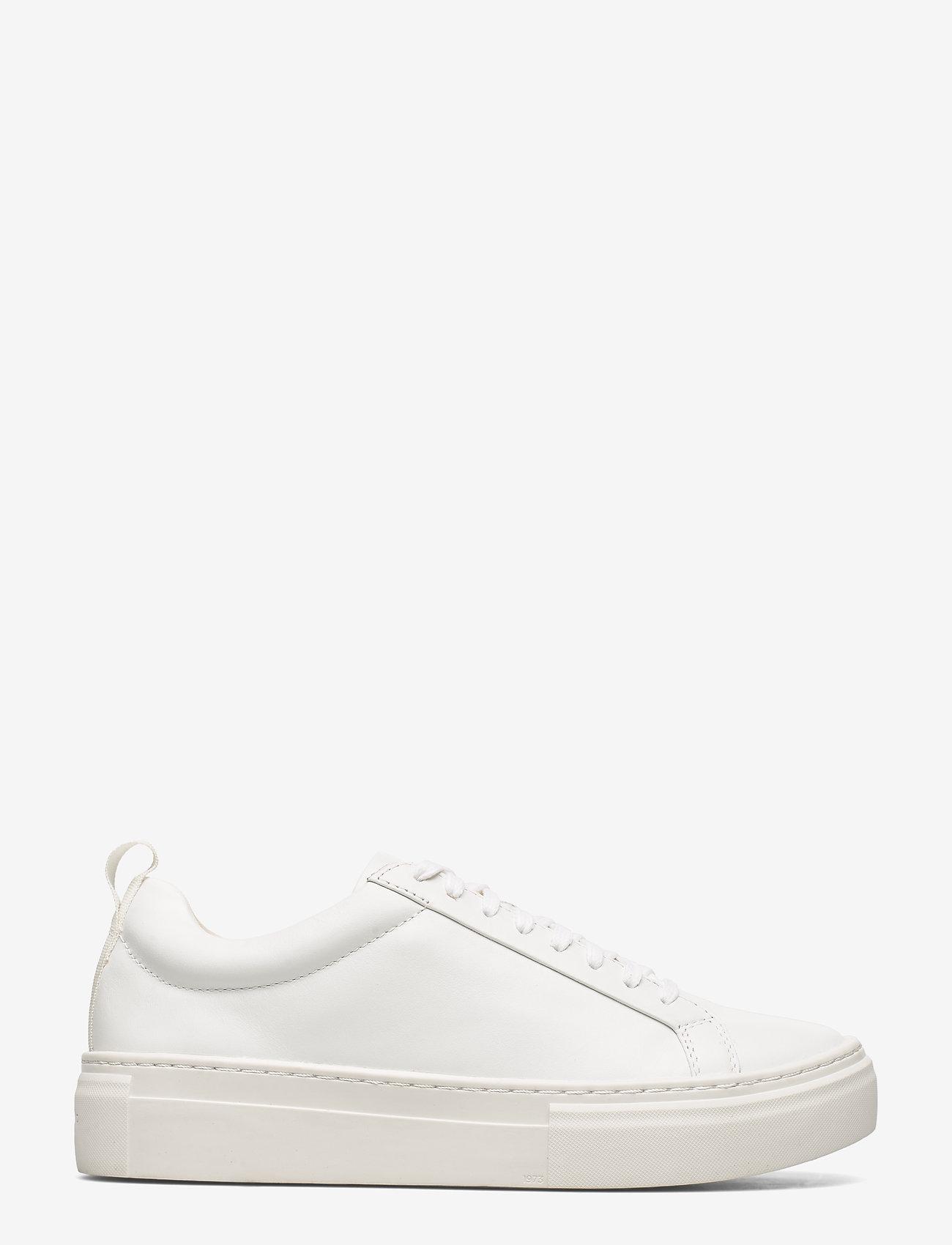 top Platform Sneakers White Vagabond