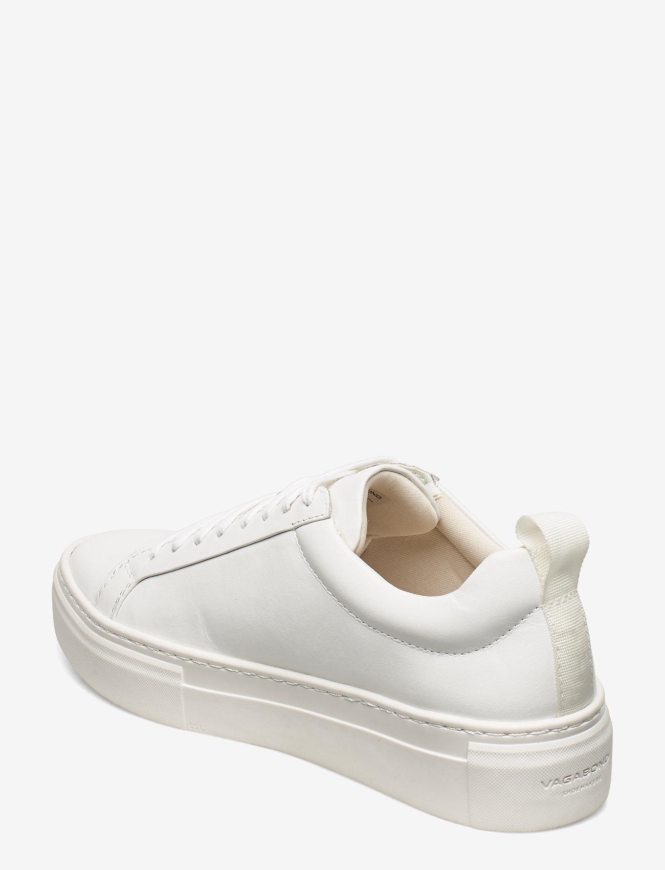 VAGABOND - ZOE PLATFORM - sneakersy niskie - white - 2