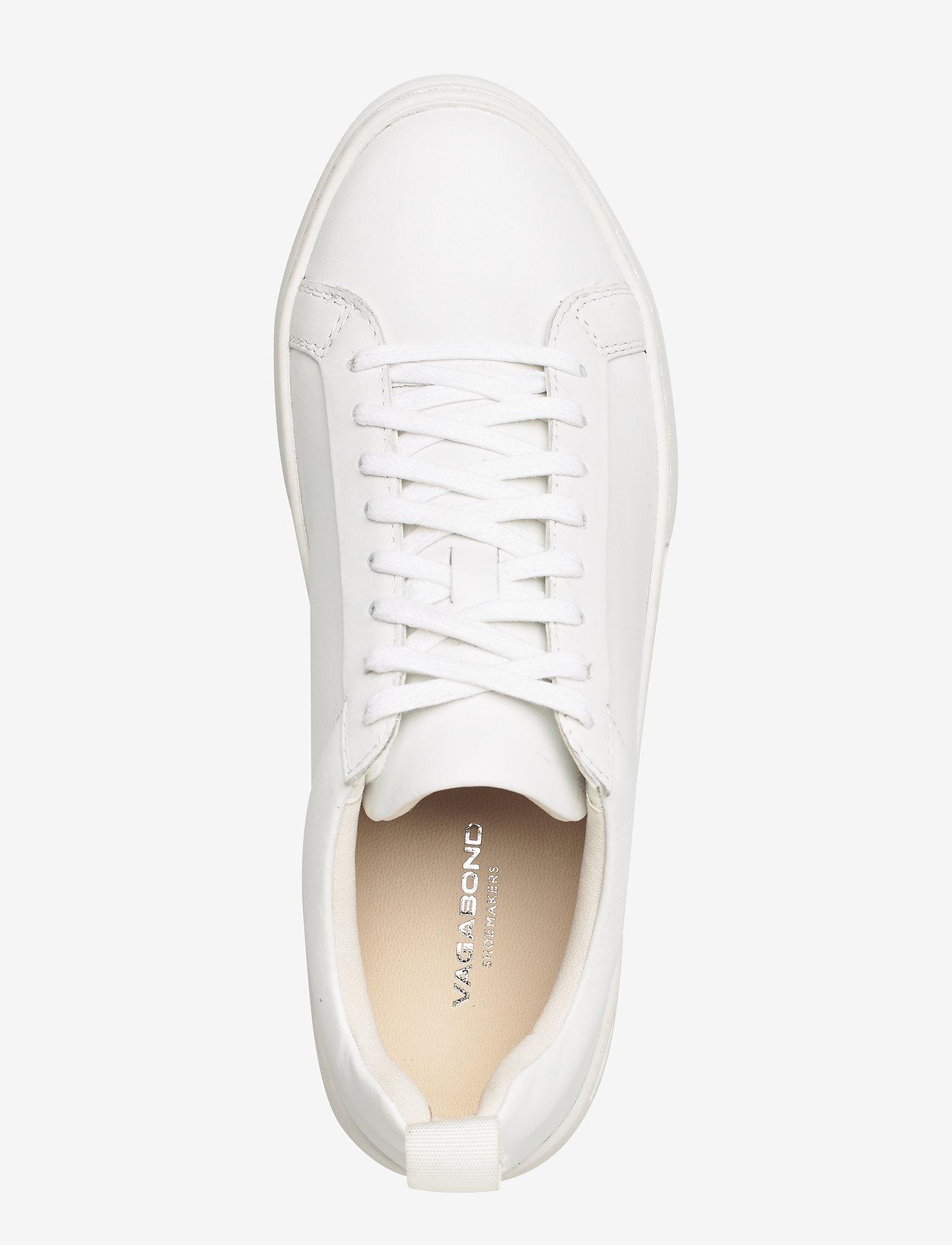 VAGABOND - ZOE PLATFORM - sneakersy niskie - white - 3