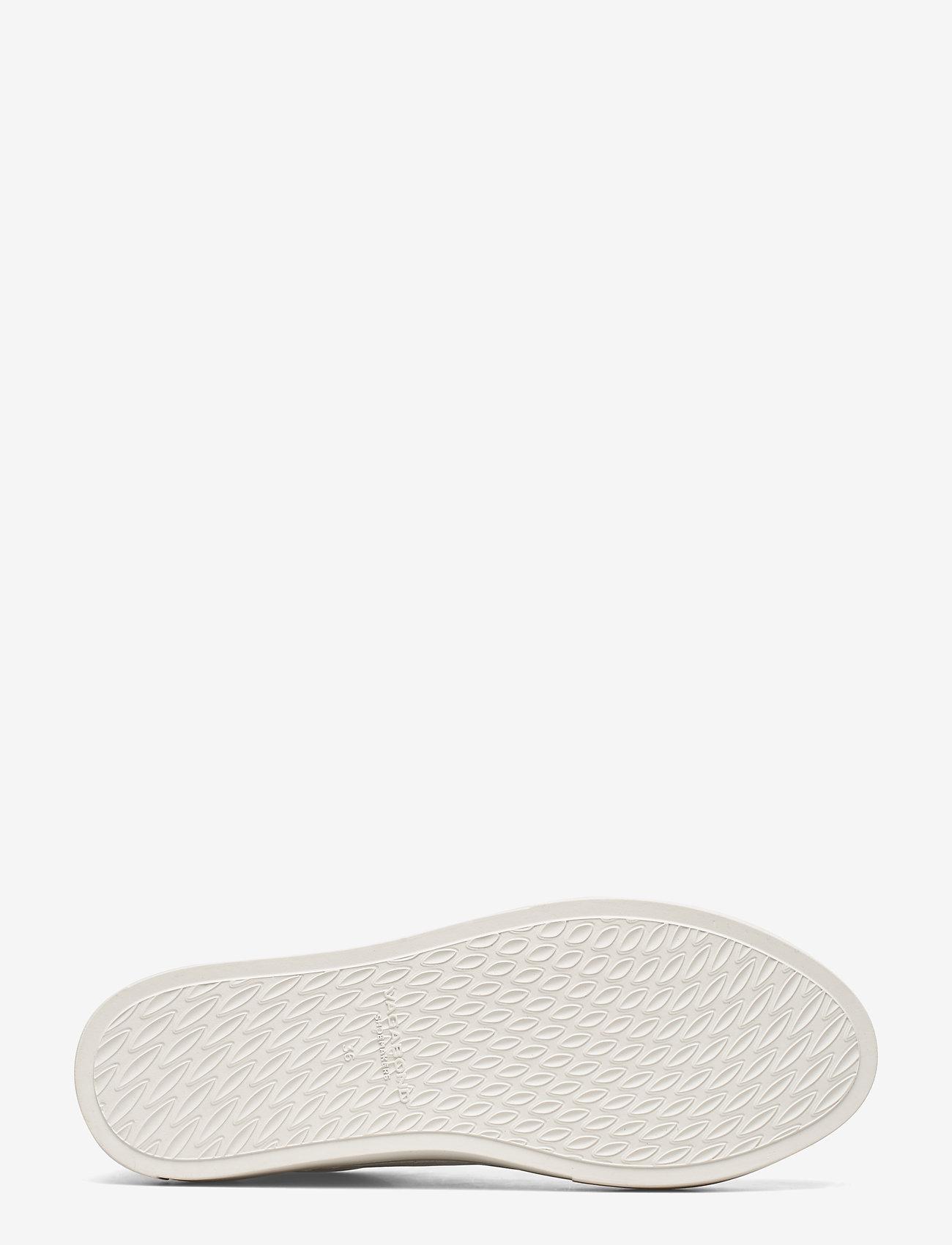 VAGABOND - ZOE PLATFORM - sneakersy niskie - white - 4