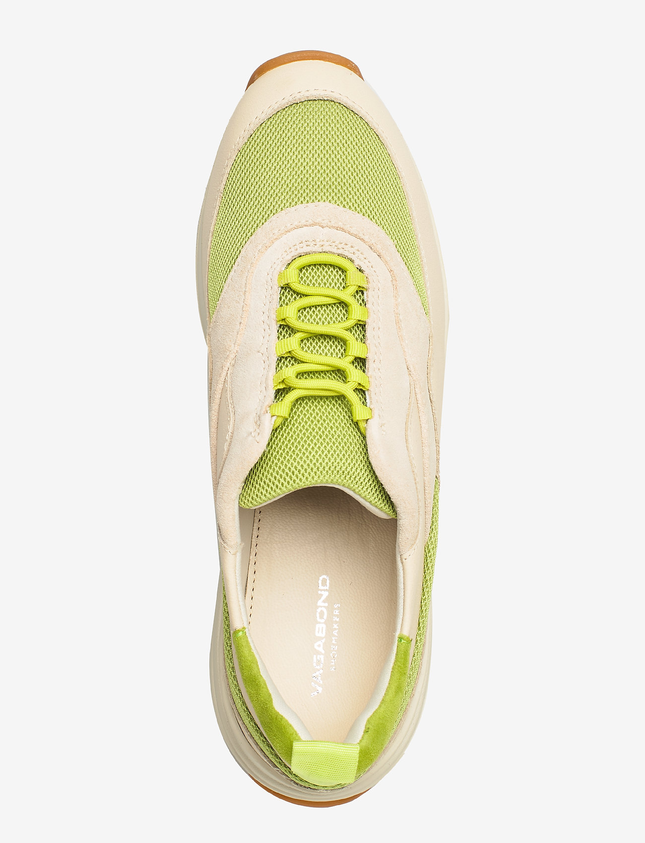 Sprint 2.0 (Off White/lime) (449.50 kr) - VAGABOND