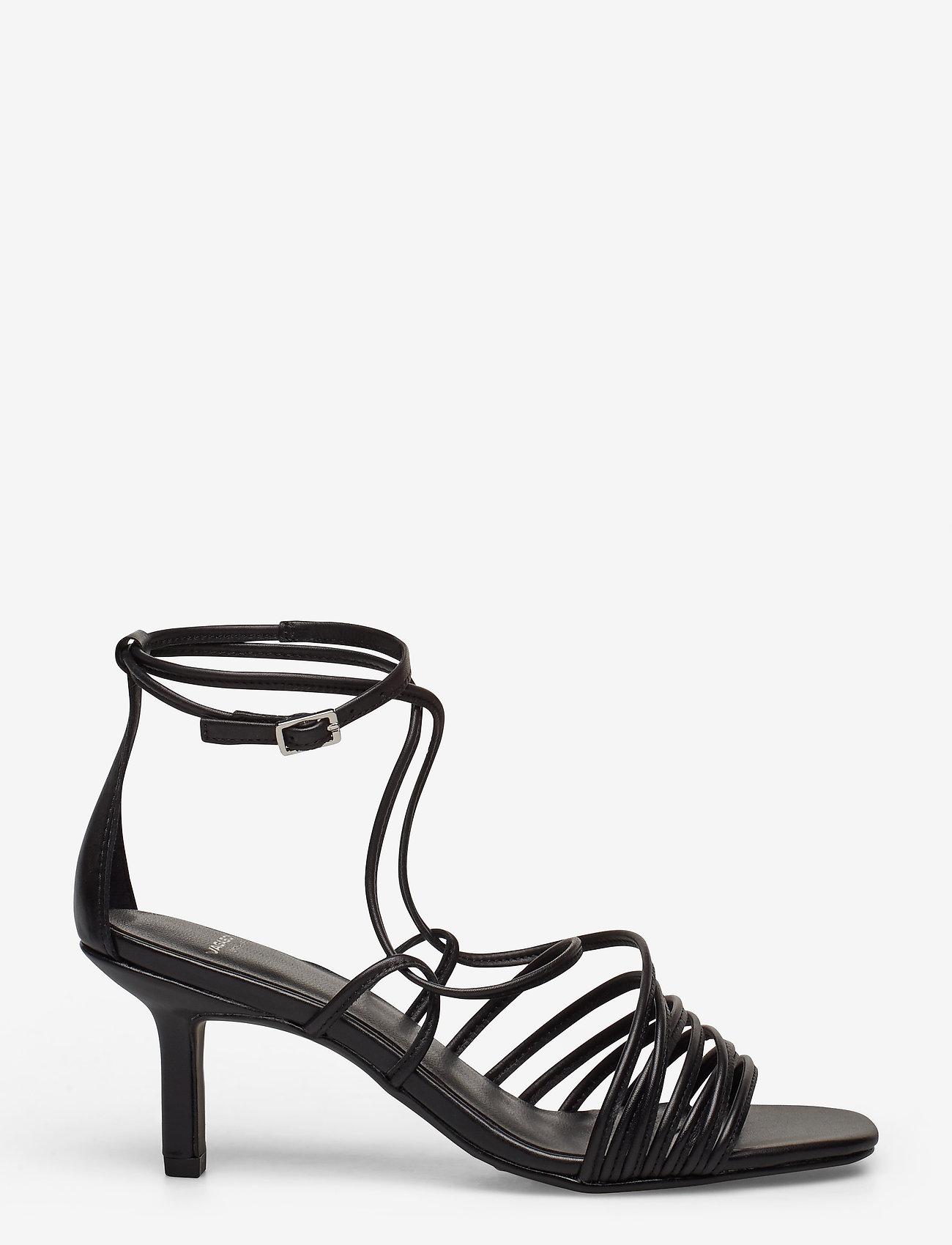 VAGABOND - AMANDA - sandały na obcasie - black - 1