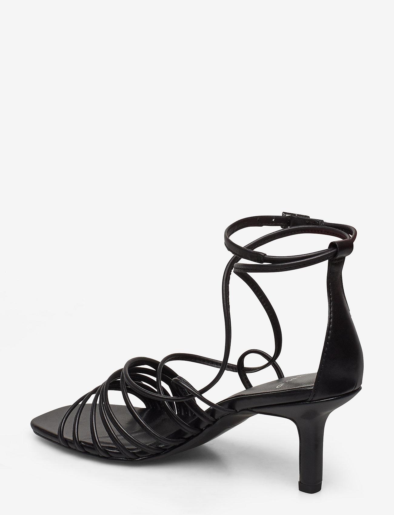 VAGABOND - AMANDA - sandały na obcasie - black - 2