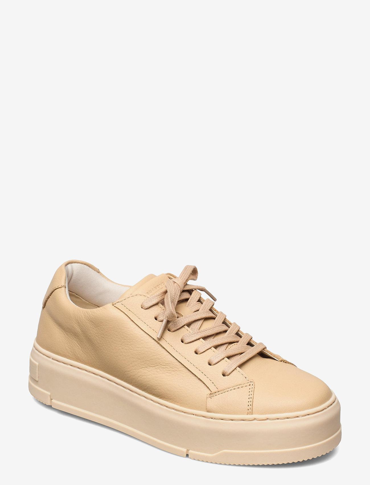 VAGABOND - JUDY - sneakersy niskie - butter - 1