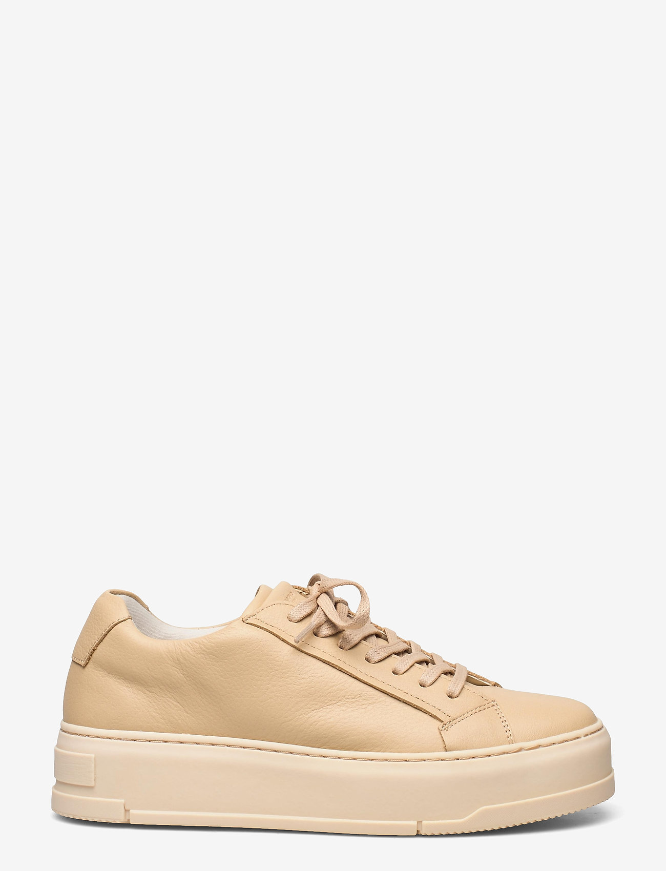 VAGABOND - JUDY - sneakersy niskie - butter - 0
