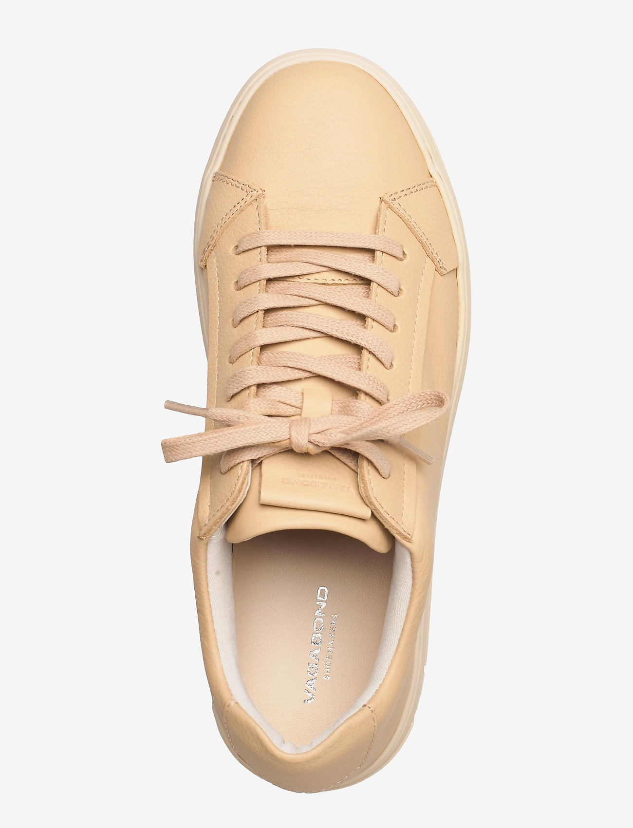 VAGABOND - JUDY - sneakersy niskie - butter - 3