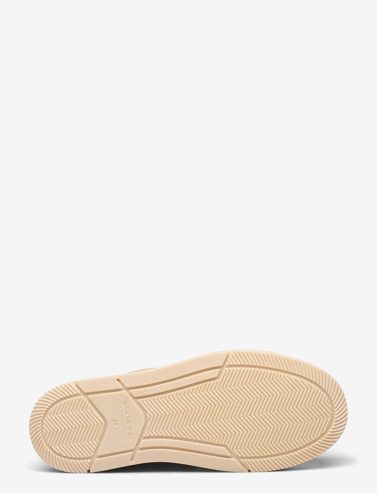 VAGABOND - JUDY - sneakersy niskie - butter - 4