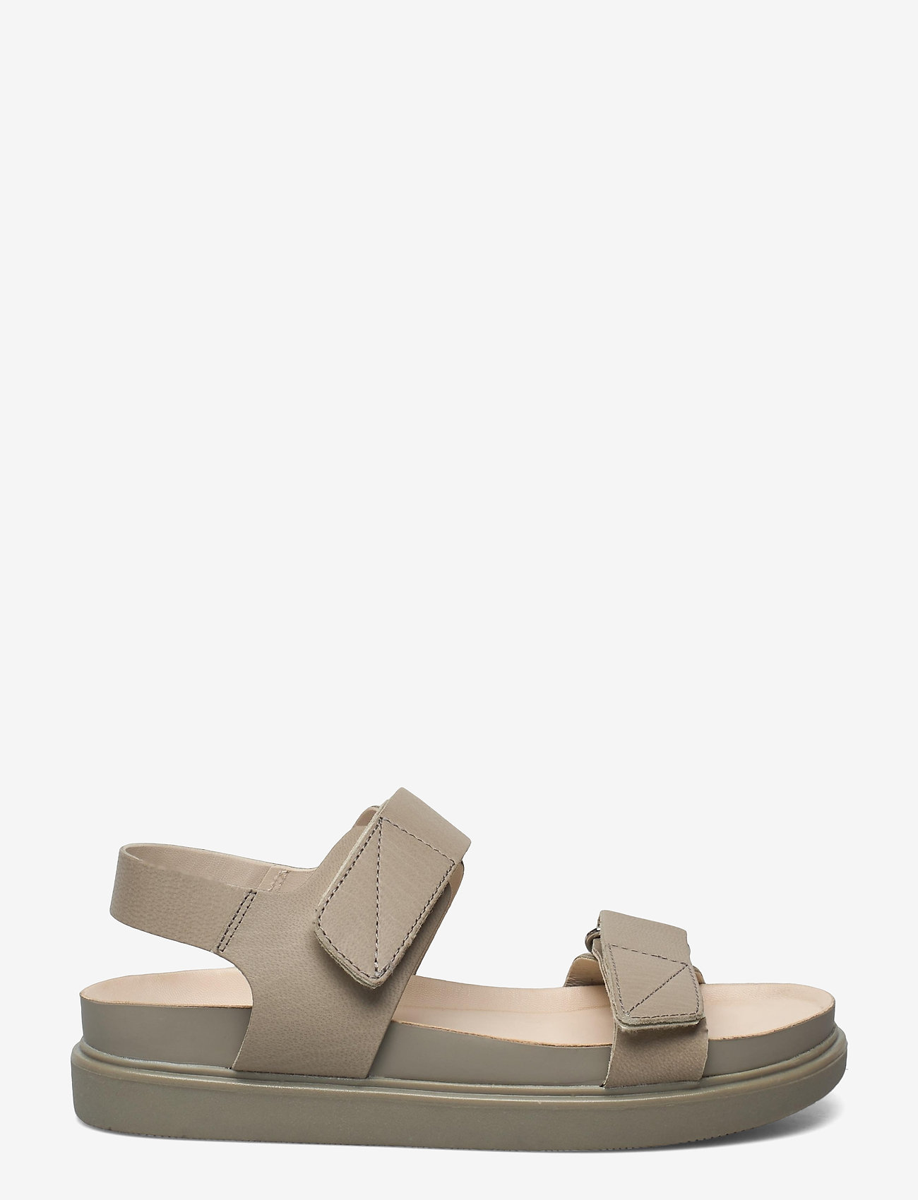 VAGABOND - ERIN - płaskie sandały - sage - 0
