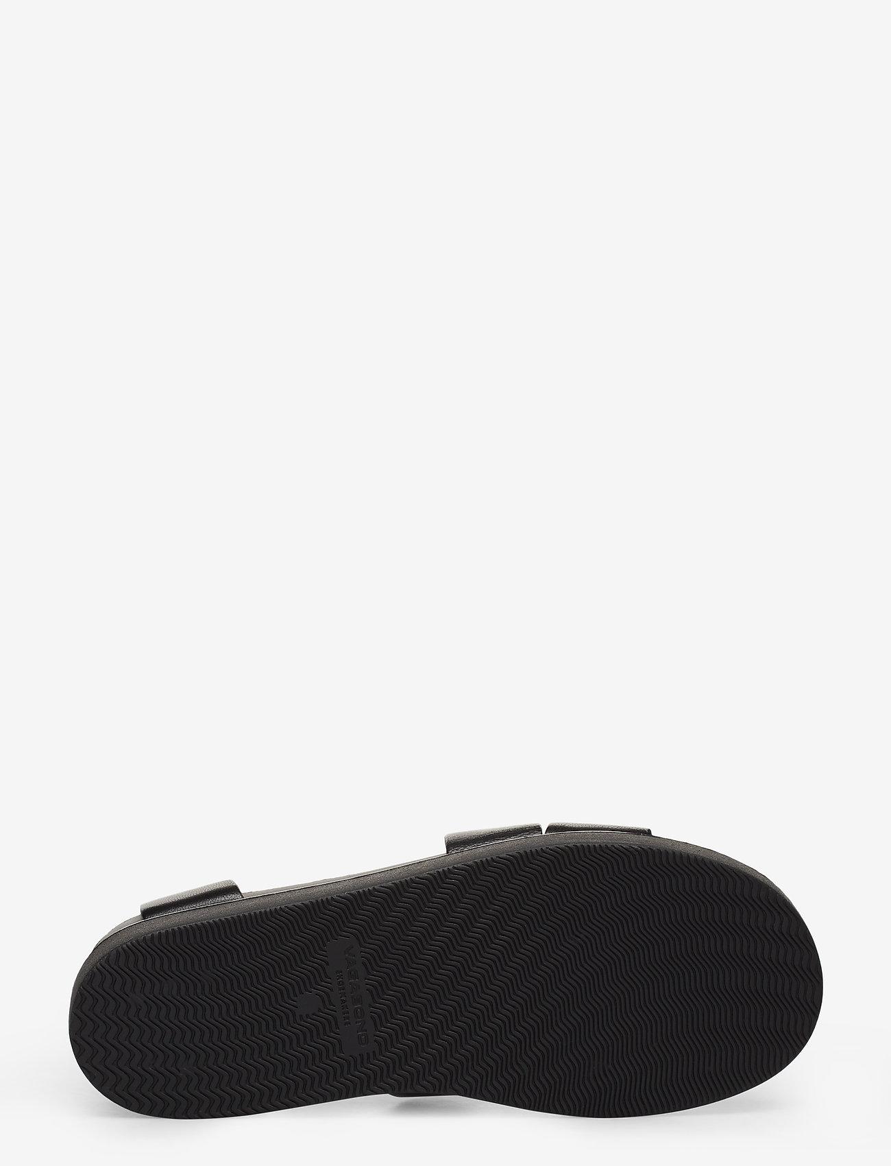 VAGABOND - ERIN - płaskie sandały - black - 4