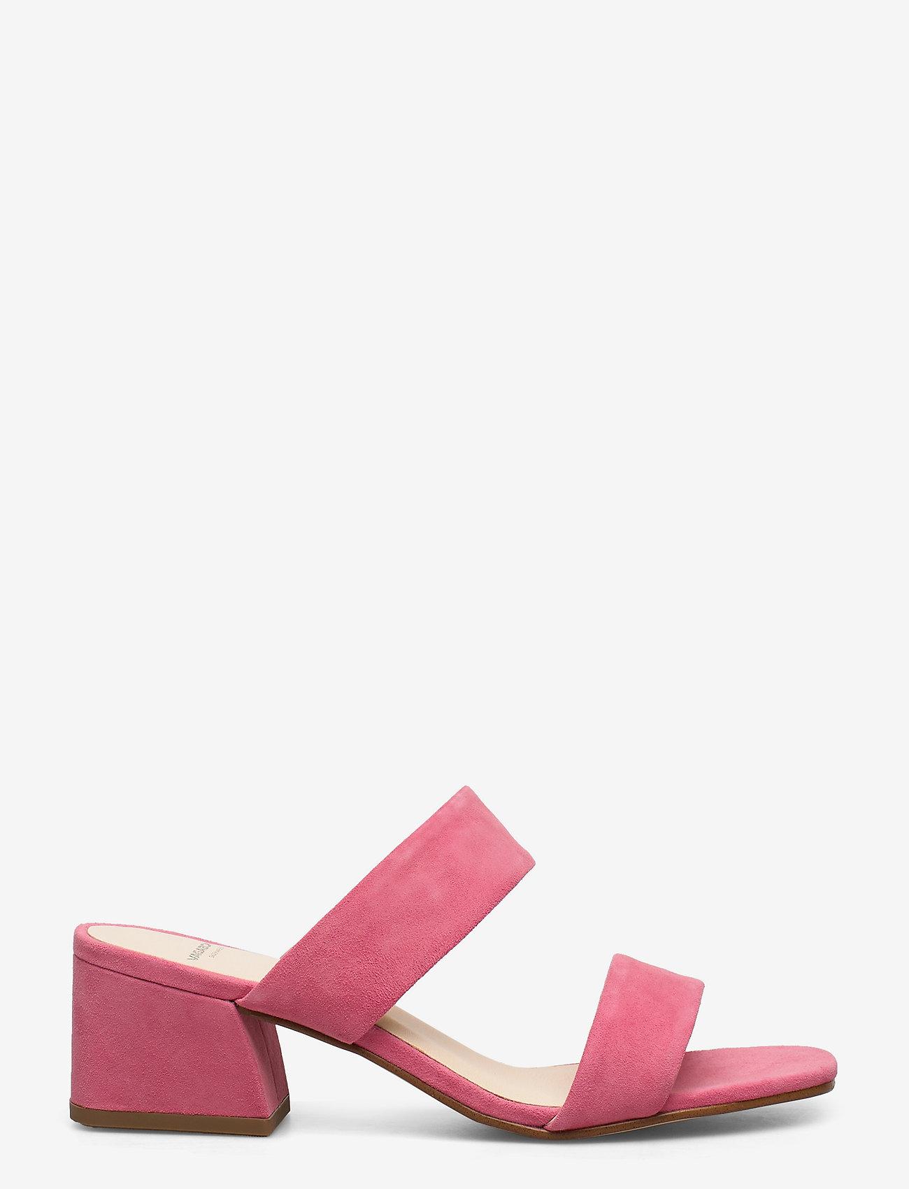 VAGABOND - ELENA - høyhælte sandaler - candy pink