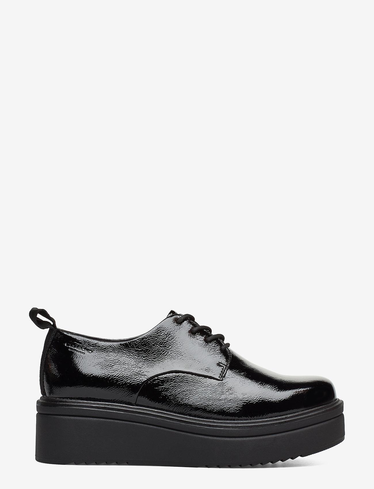 VAGABOND - TARA - buty sznurowane - black - 1