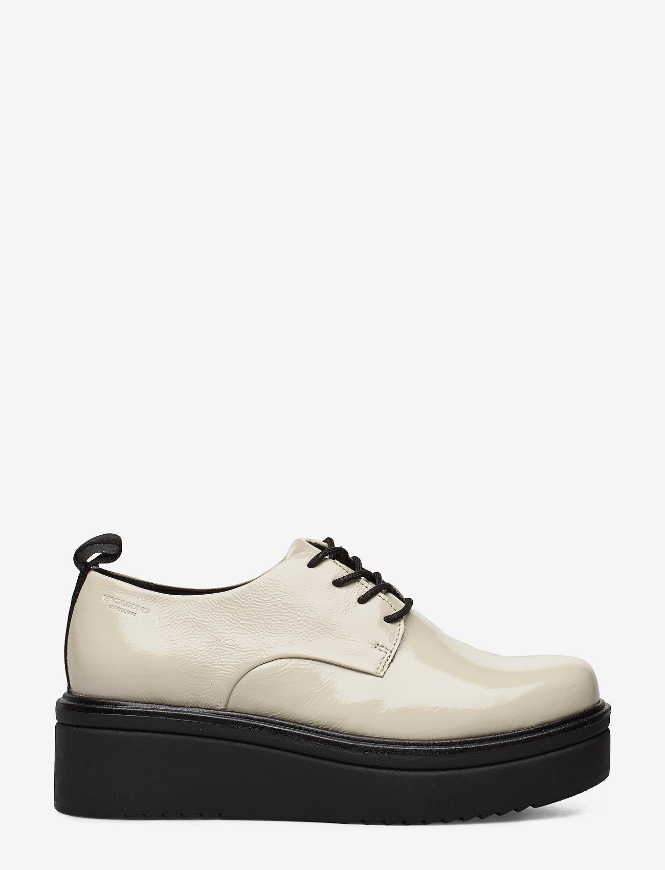 VAGABOND - TARA - buty sznurowane - off white - 1