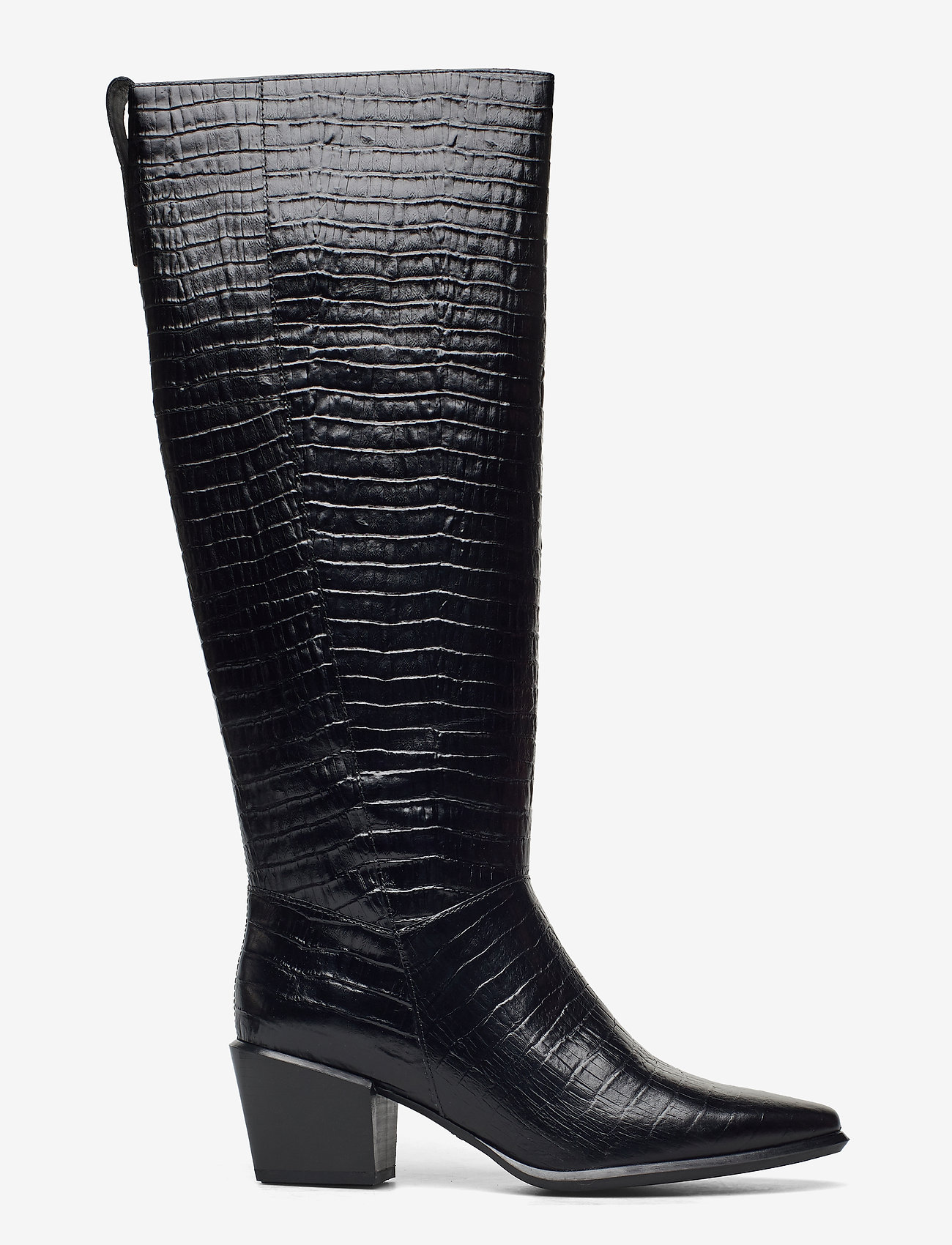 VAGABOND - BETSY - lange laarzen - black - 1