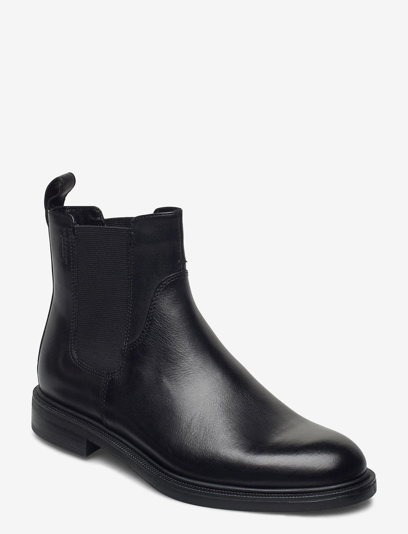 VAGABOND - AMINA - chelsea boots - black - 0