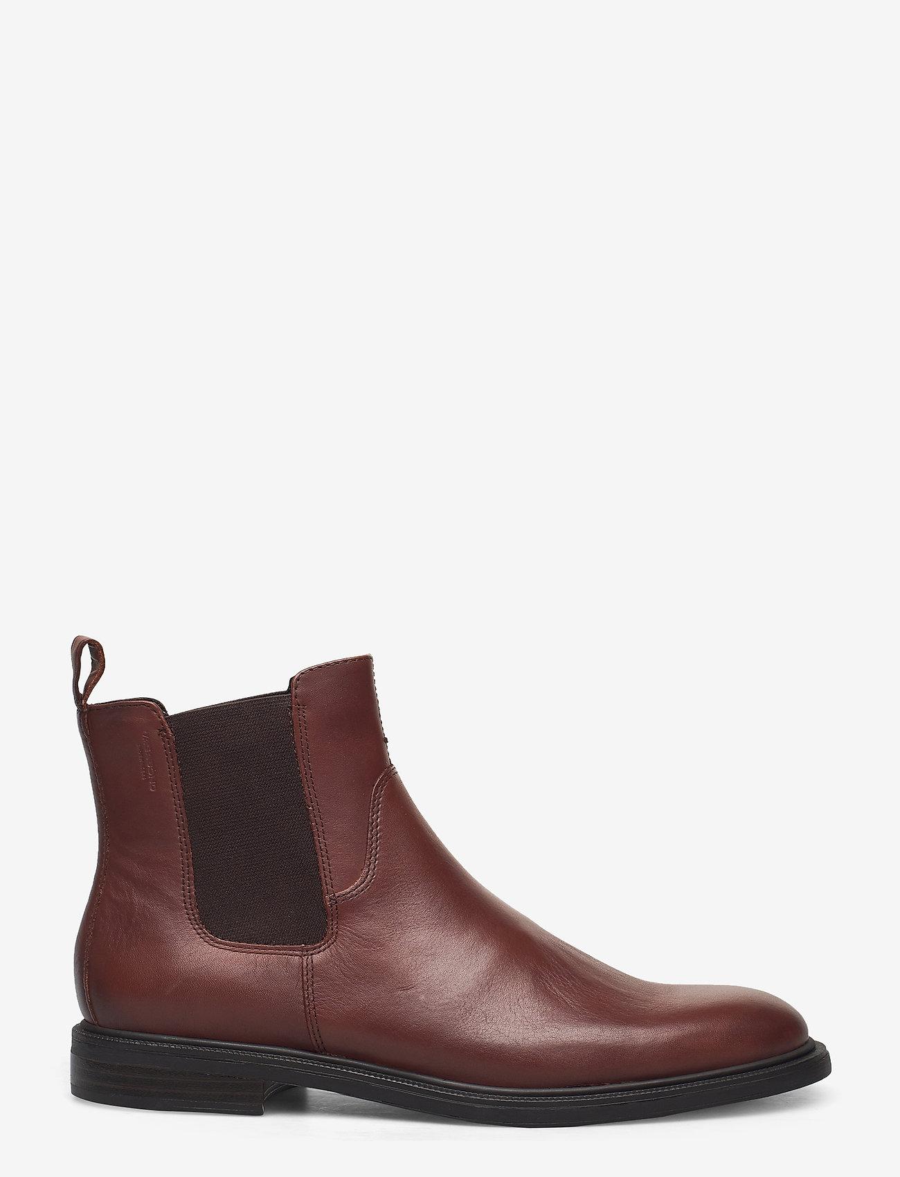VAGABOND - AMINA - chelsea boots - cognac - 0