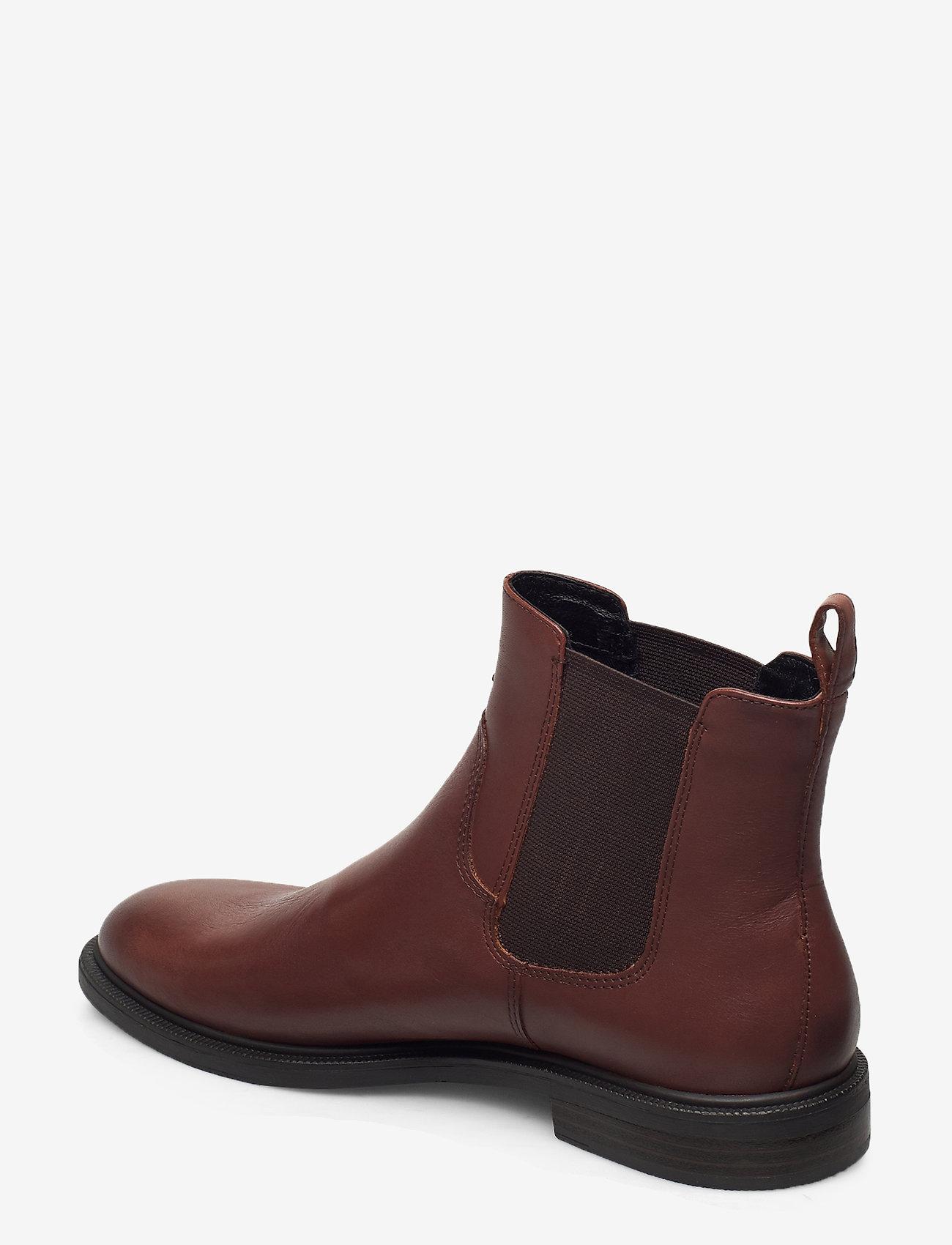 VAGABOND - AMINA - chelsea boots - cognac - 2
