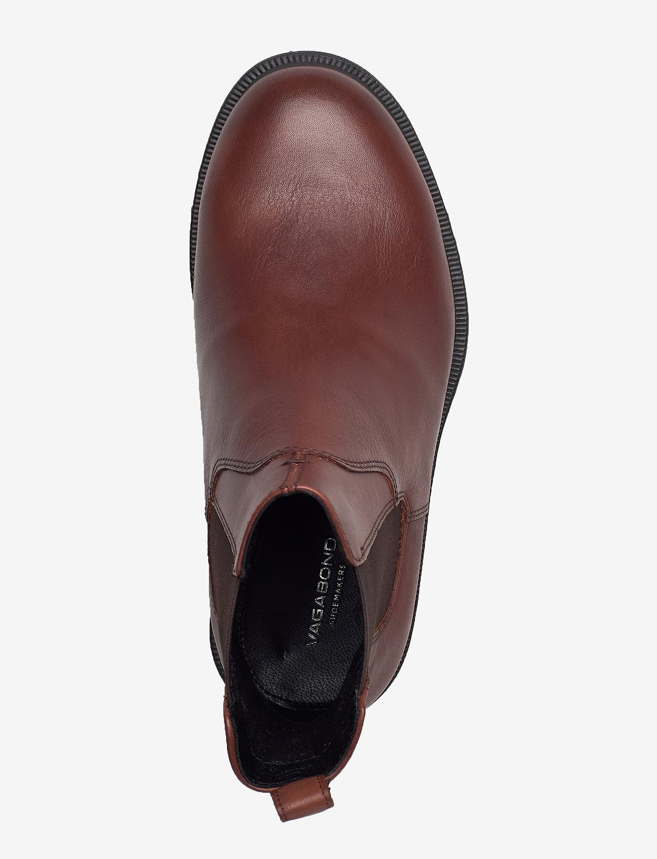 VAGABOND - AMINA - chelsea boots - cognac - 3
