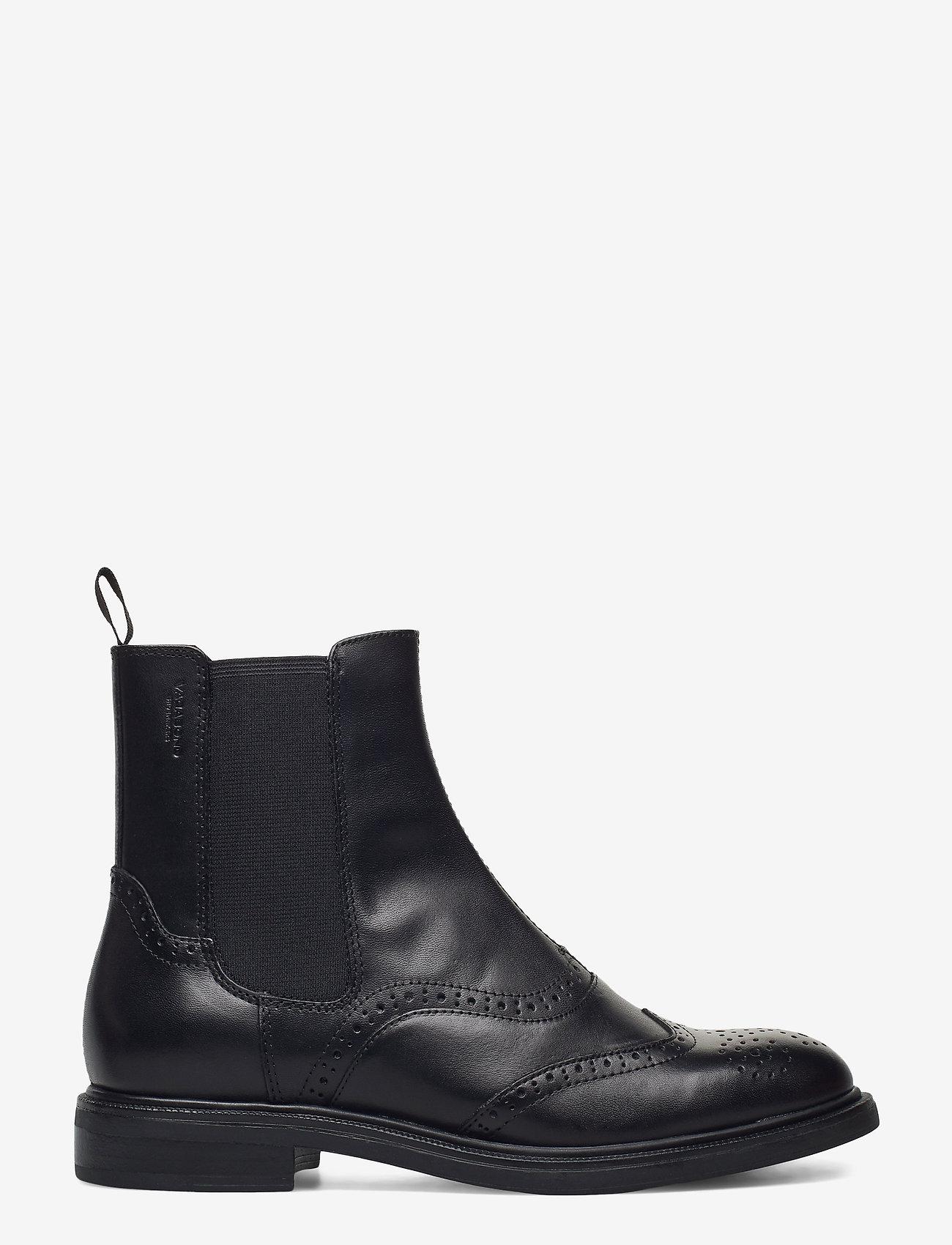VAGABOND - AMINA - chelsea boots - black - 1