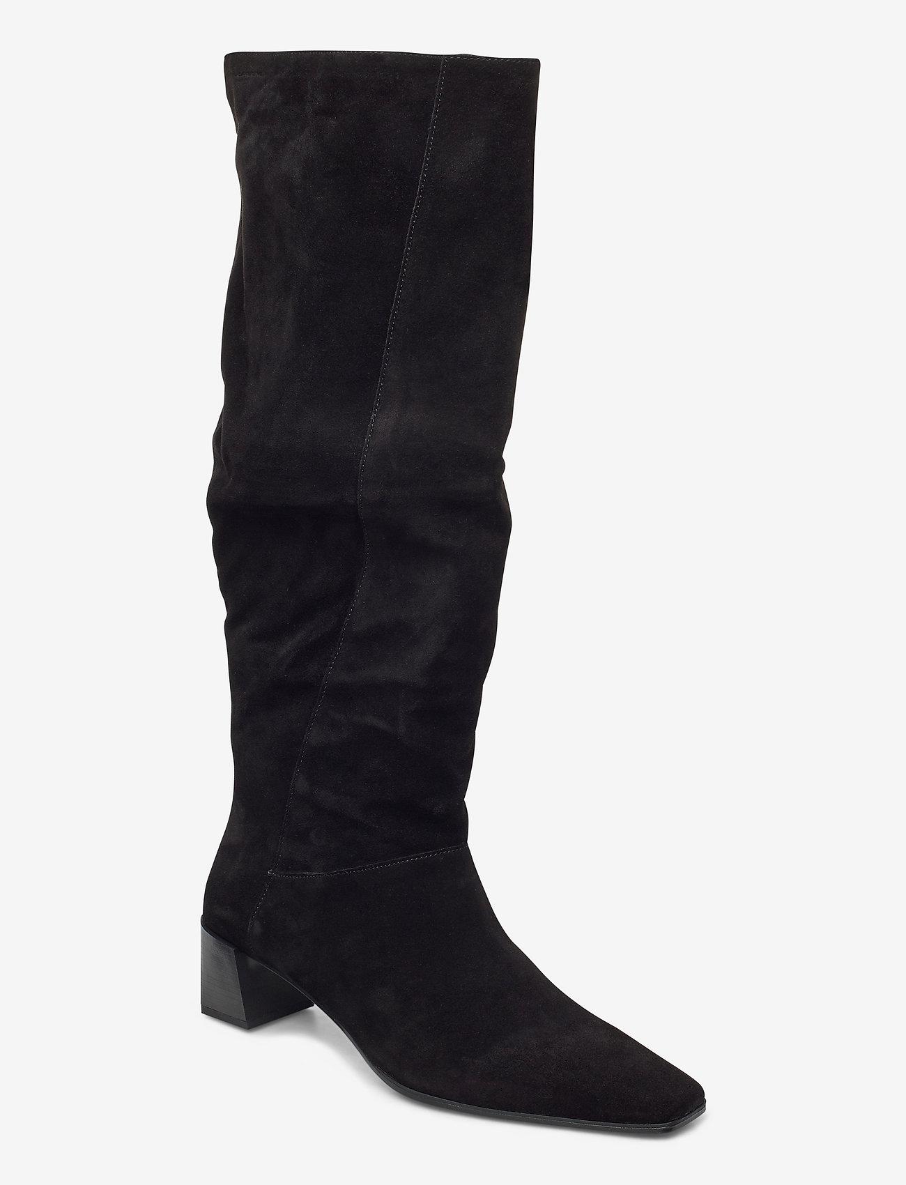 VAGABOND - GABI - lange laarzen - black - 0