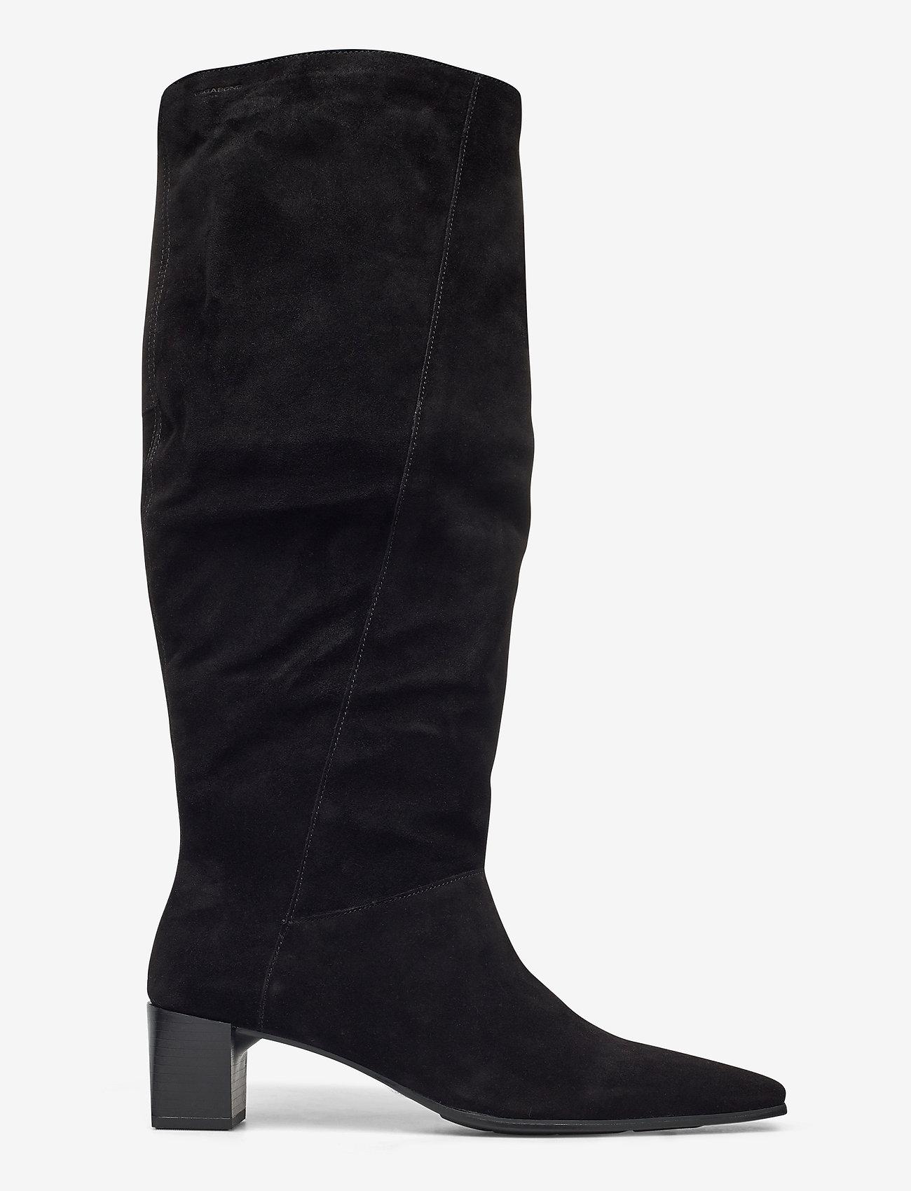VAGABOND - GABI - lange laarzen - black - 1