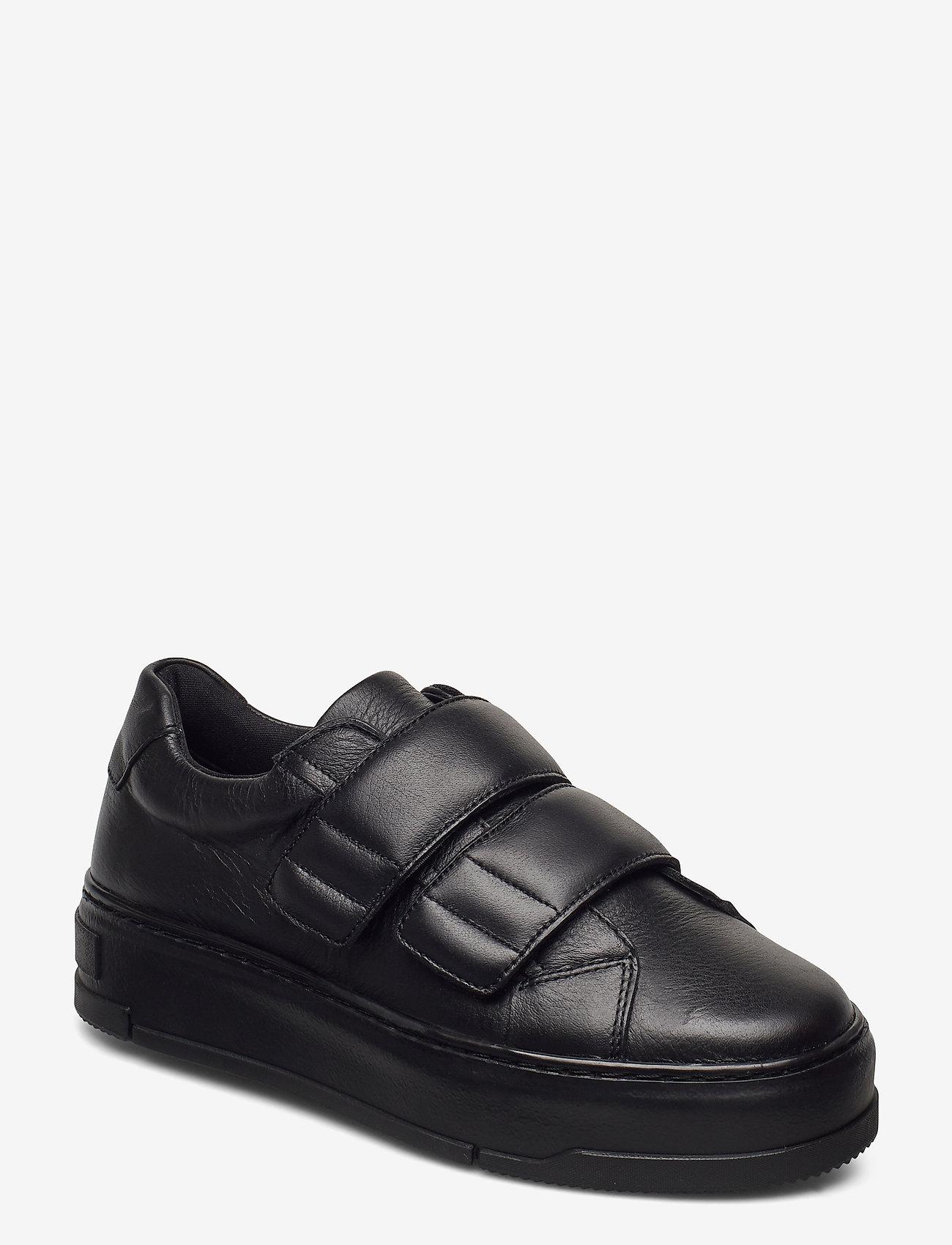 VAGABOND - JUDY - sneakersy niskie - black/black - 0