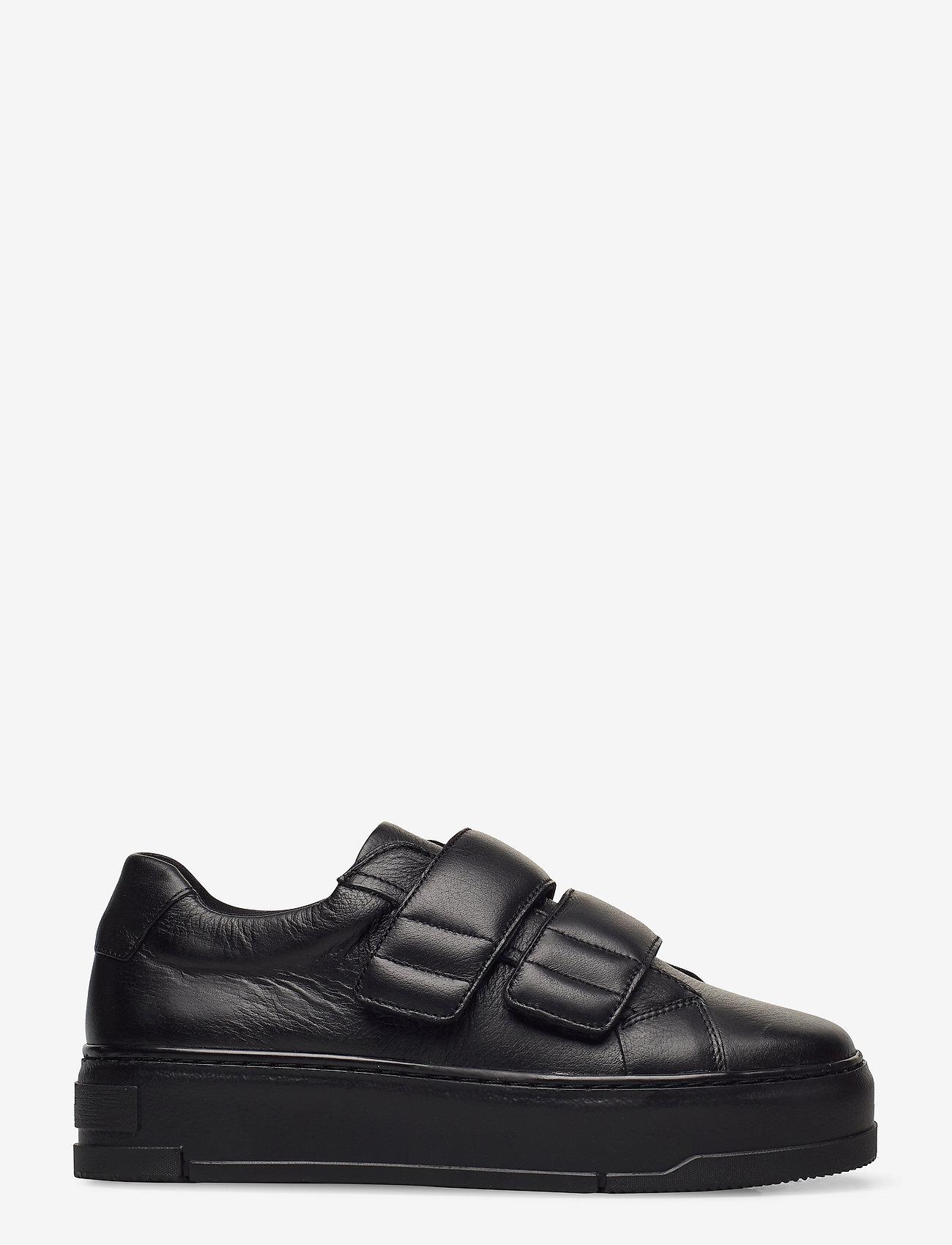 VAGABOND - JUDY - sneakersy niskie - black/black - 1