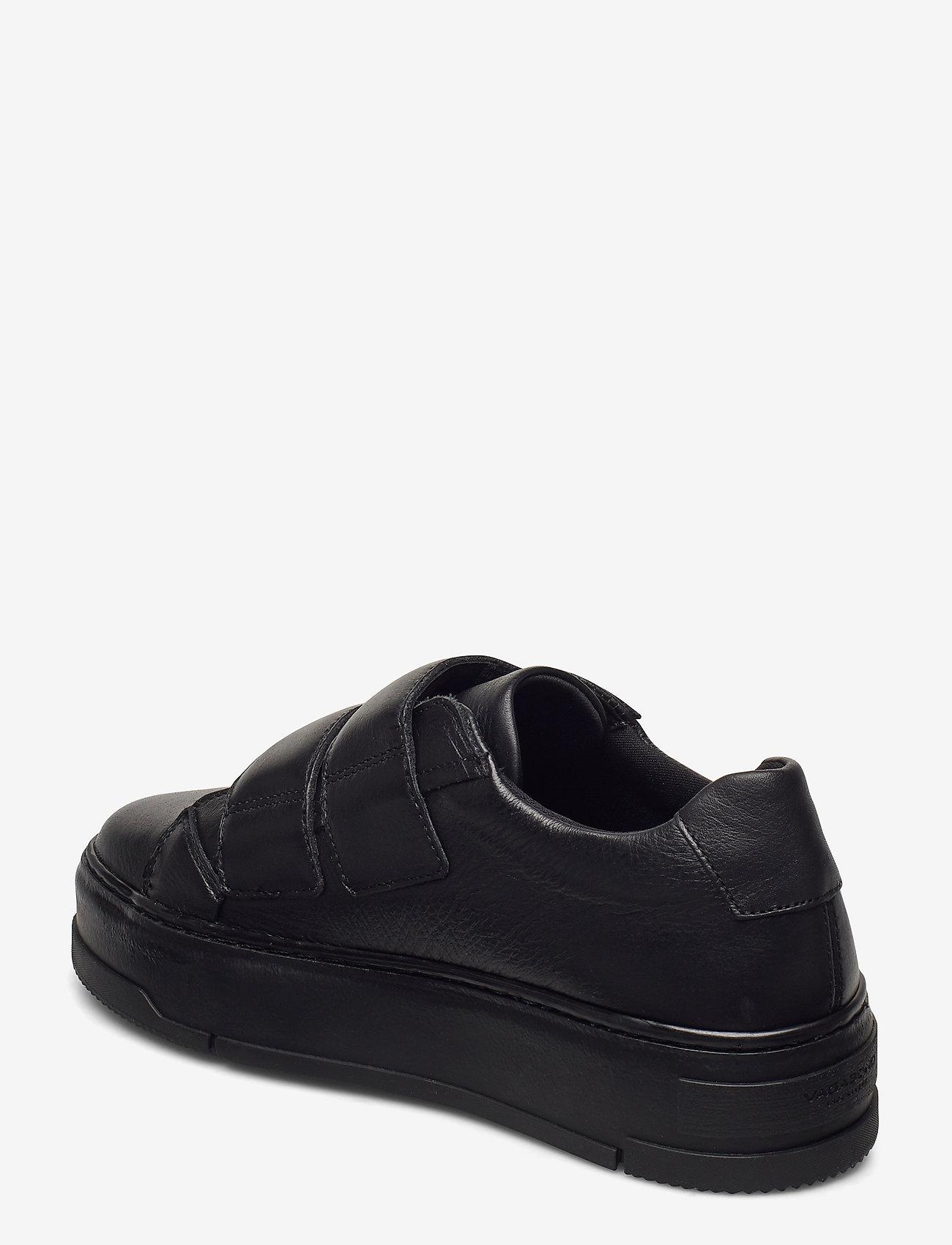 VAGABOND - JUDY - sneakersy niskie - black/black - 2