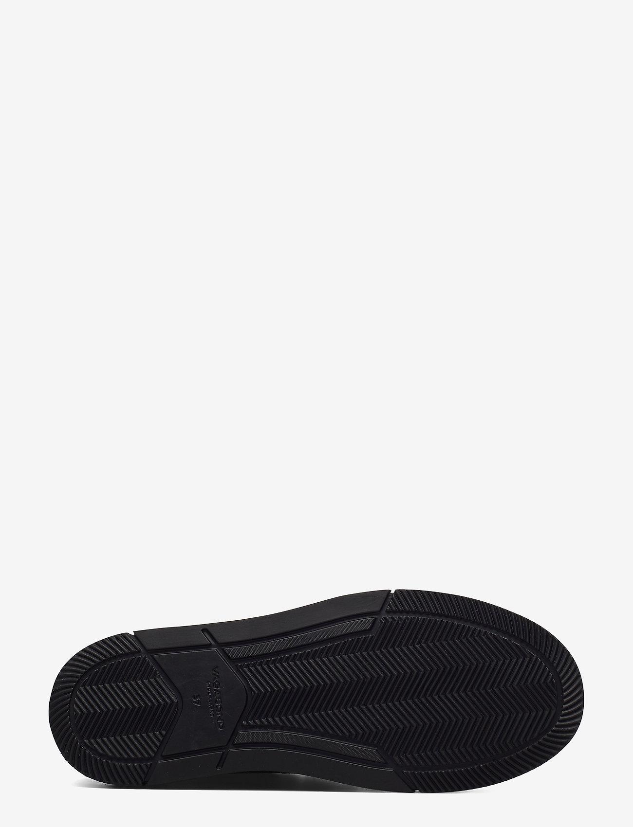 VAGABOND - JUDY - sneakersy niskie - black/black - 4