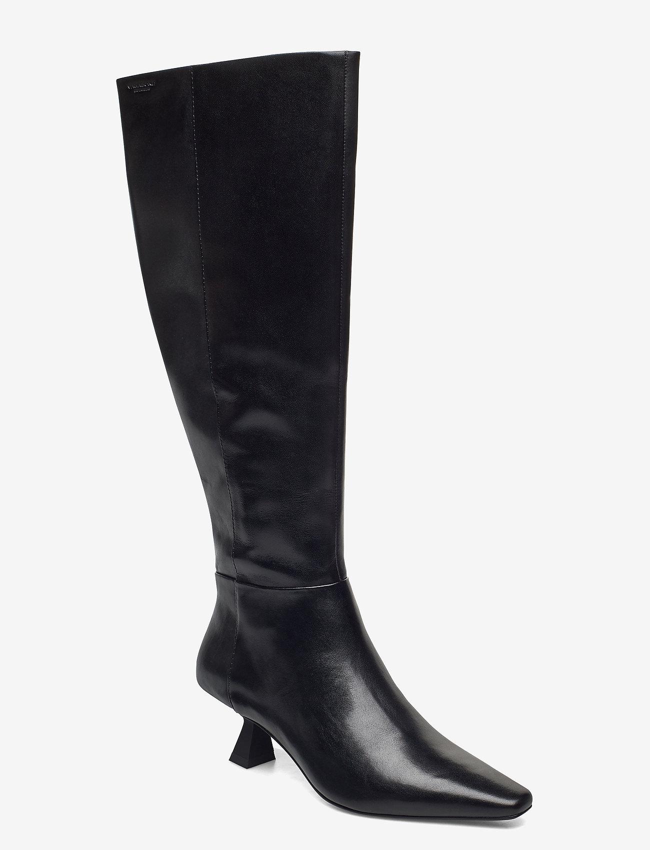 VAGABOND - LISSIE - lange laarzen - black - 0
