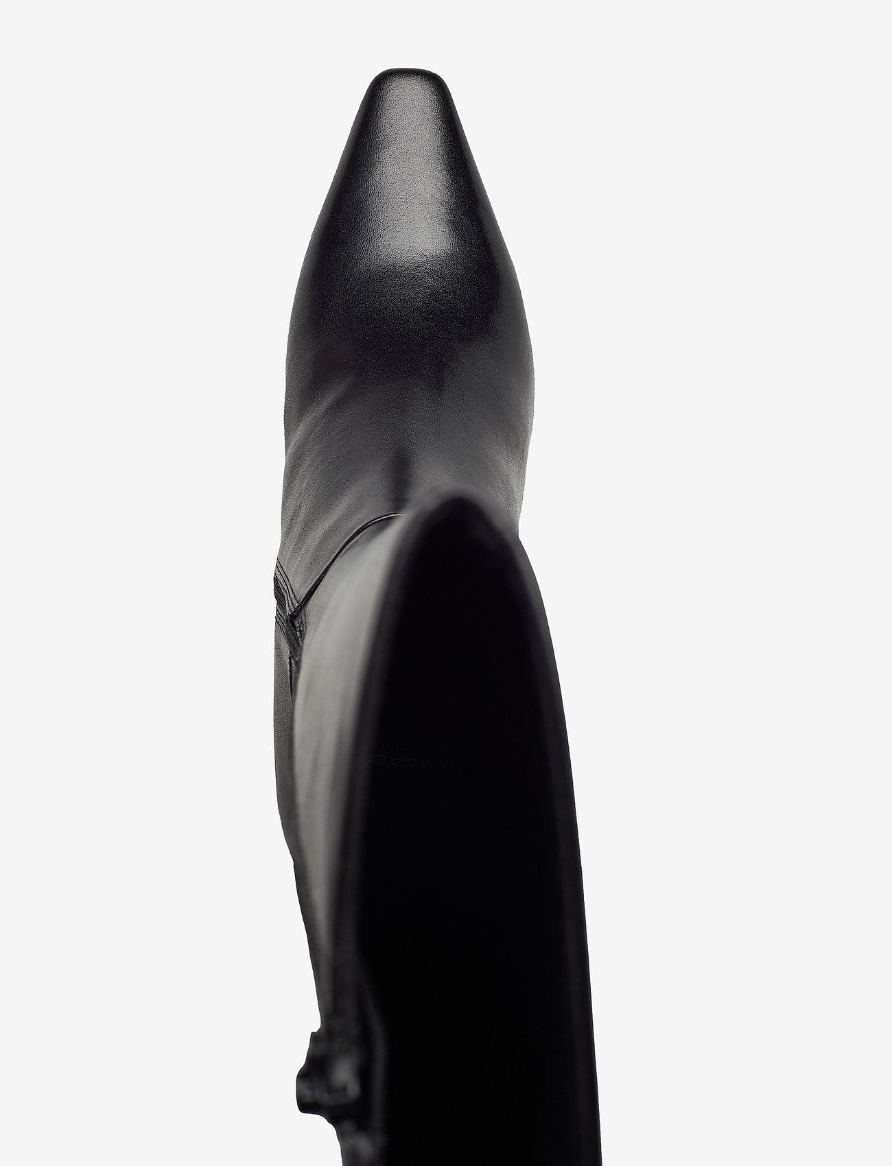 VAGABOND - LISSIE - kozaki klasyczne - black - 3