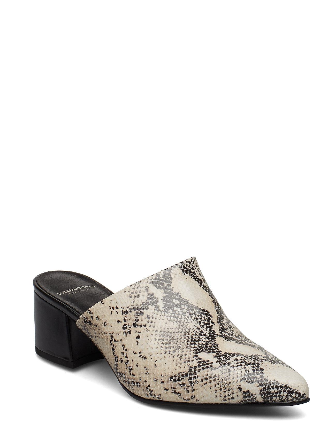 8ed864a3b0f8 Mya højhælede sandaler fra VAGABOND til dame i SAND BLACK - Pashion.dk