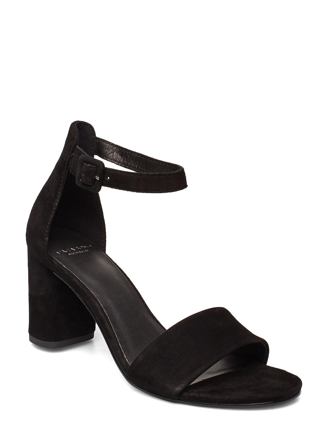16db188e VAGABOND højhælede sandaler – Penny til dame i Sort - Pashion.dk