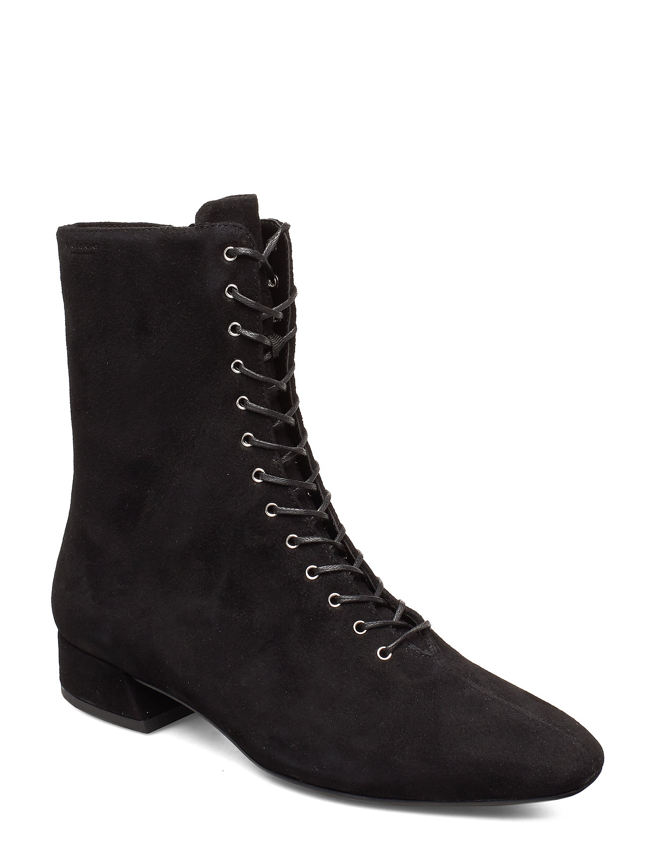 Image of Joyce Shoes Boots Ankle Boots Ankle Boots Flat Heel Sort VAGABOND (3242139899)