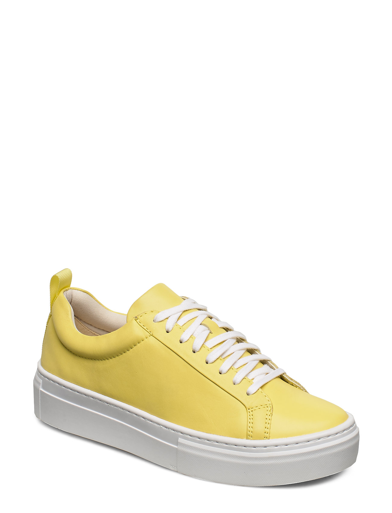 Image of Zoe Platform Low-top Sneakers Gul VAGABOND (3307692297)