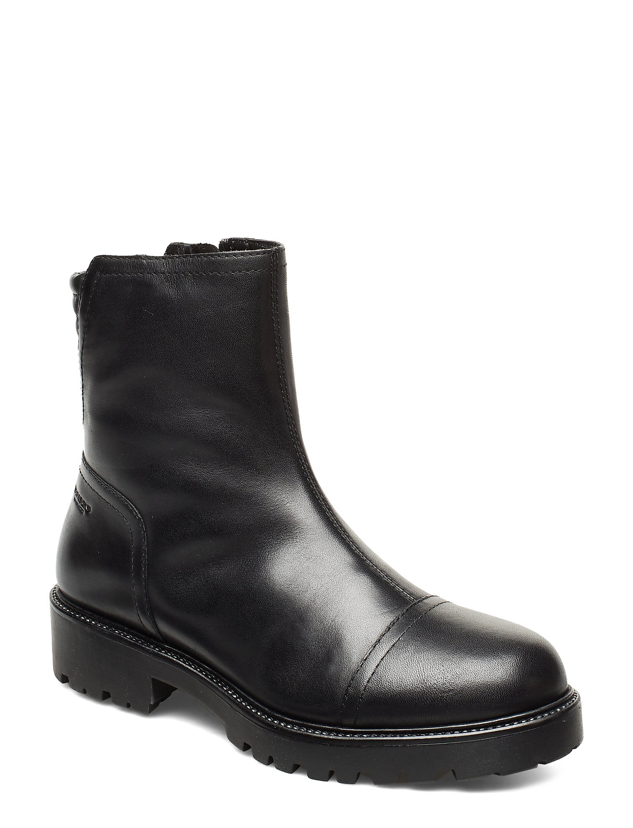 Image of Kenova Shoes Boots Ankle Boots Ankle Boots Flat Heel Sort VAGABOND (3239058493)
