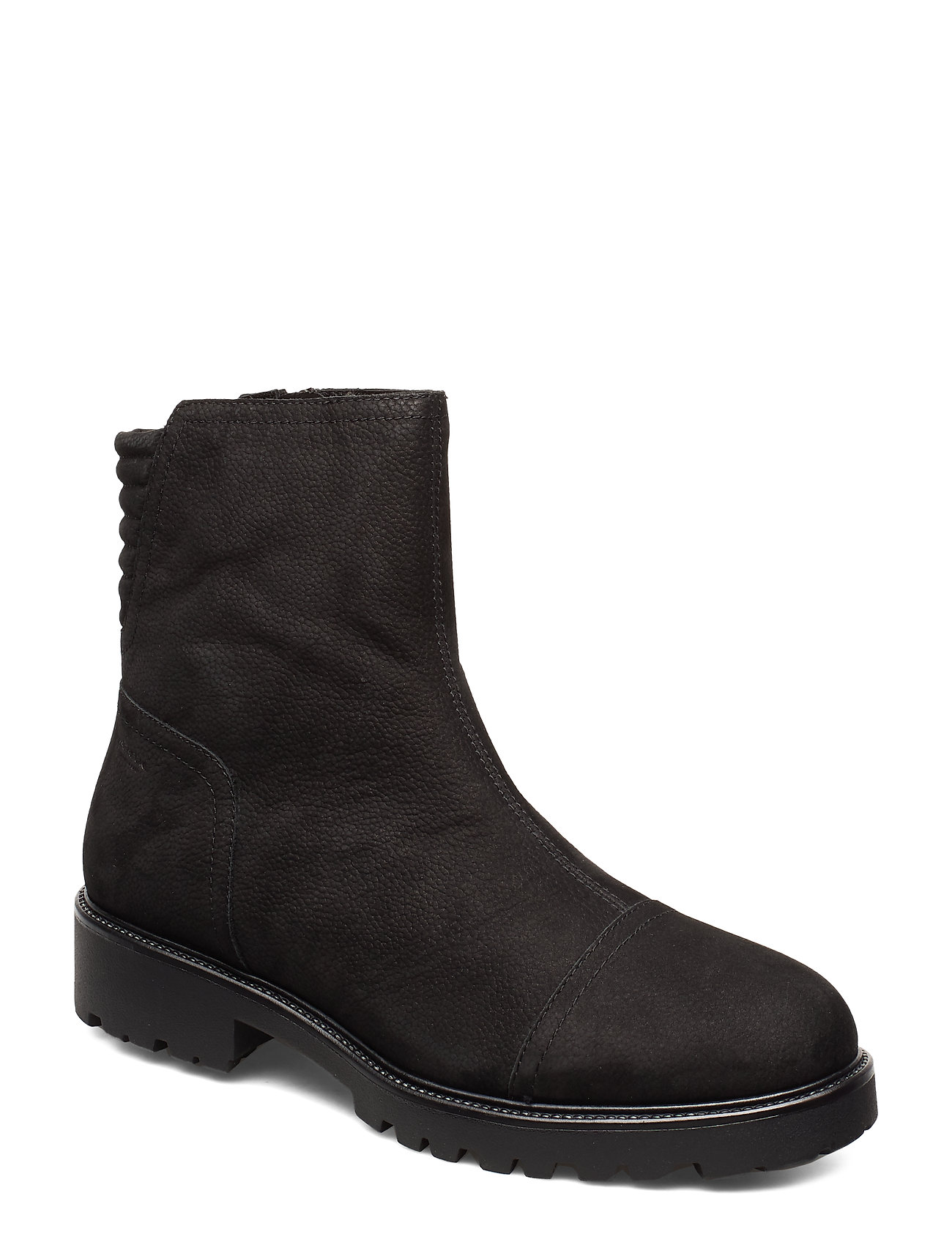 Image of Kenova Shoes Boots Ankle Boots Ankle Boots Flat Heel Sort VAGABOND (3239058495)