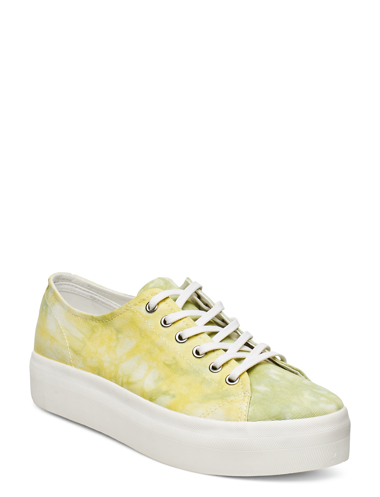 Image of Peggy Low-top Sneakers Gul VAGABOND (3374002539)