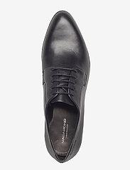 VAGABOND - FRANCES - buty sznurowane - black - 3