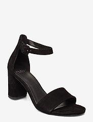 VAGABOND - PENNY - sandały na obcasie - black - 0