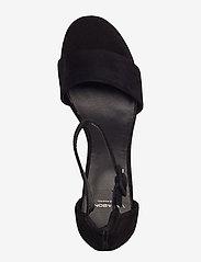 VAGABOND - PENNY - sandały na obcasie - black - 3
