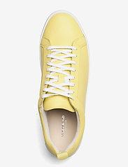 VAGABOND - ZOE PLATFORM - sneakersy niskie - citrus - 3