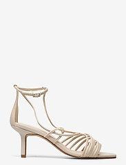 VAGABOND - AMANDA - sandały na obcasie - off white - 1