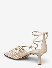 VAGABOND - AMANDA - sandały na obcasie - off white - 2