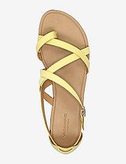 VAGABOND - TIA - płaskie sandały - citrus - 3
