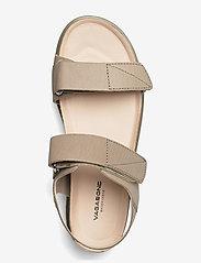 VAGABOND - ERIN - płaskie sandały - sage - 3