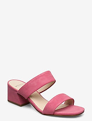 VAGABOND - ELENA - høyhælte sandaler - candy pink - 0